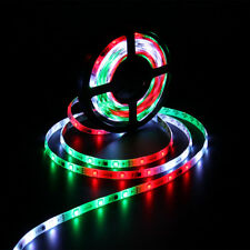 5M 5050 150Led RGB IC2811 Dream Color IP65 Chasing Flash LED Strip Light DC Plug