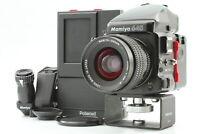 [N MINT] Mamiya 645 Pro TL + Sekor C 45mm f/2.8 N Lens w/ Accessories From JAPAN