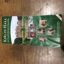 Kiplin Hall Leaflet Brochure 400 years of History in Yorkshire 2015 Stately Home