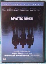 MYSTIC RIVER - PENN/ROBBINS/BACON - DVD DOPPIO N.01306