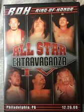 ROH All Star Extravaganza Dvd Rare Out Of Print WWE Pwg