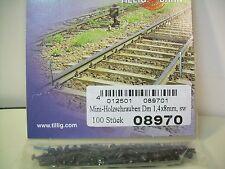 Tillig Mini-Holzschrauben 100 Stück pro Packung neu + Ovp Art.-Nr: 08970