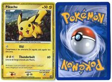 PROMO POKEMON PW (English Version) PIKACHU HOLO PORTUGUESE PORTUGAIS