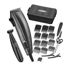 Enjoyable Babyliss For Men 7447Bu Home Hair Cutting Kit Ebay Hairstyle Inspiration Daily Dogsangcom
