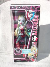 MATTEL MONSTER HIGH LAGOONA BLUE GOTHIC DANCE CLASS DOLL HARD TO DIG UP NEW MIB!