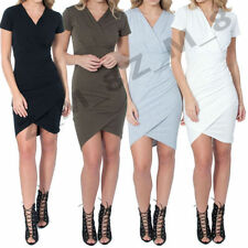 Unbranded Stretch Wrap Dresses