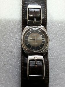 Vintage Rotary Automatic 21 Jewels Men's Watch    box 8