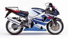 2000-2002 Suzuki GSX R750 Service Repair Maintenance Manual