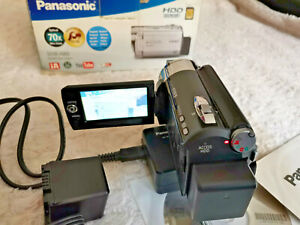 Panasonic SDR-H80 60GB HDD Camcorder - 70x Optical Zoom