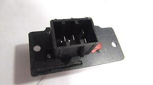 HVAC Blower Motor Resistor Wells JA1517 1981-2005 MERCURY FORD