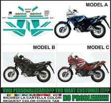 kit adesivi stickers compatibili  XT 750 Z SUPER TENERE 1993