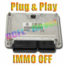VW T4 2.5 137hp TUNED REMAPPED ECU 0281010631 074906018BG ACV IMMO OFF PLUG  TDI