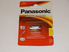 Panasonic Batterie Lithium Photo-Power CR2 3V 1er-Blister 1 Stück