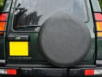 Land Rover Discovery 1 & 2 Vinyl Spare Wheel Cover DA2025