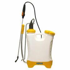 Hozelock Knapsack Pressure Sprayer Backpack Weed Killer 16 L Plus 4716A0000