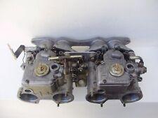 WEBER 40 DCOM 10 11 PAIR ITALIAN KIT COMPLIT PEUGEOT 205 RALLYE 106 8V