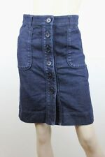 Country Road Denim Solid Skirts for Women