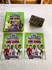 Topps Match Attax Bundesliga 11/12 2011/2012 vollständig komplett TCG