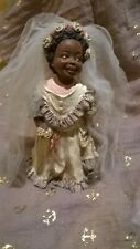 Martha Holcombe African American All God's Children Figurine Tangie #18