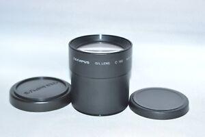 Olympus IS/L Lens C-160 H.Q. Converter 1.45x 52 mm Screw-in With Caps (LN-120)