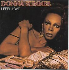 CD Single Donna SUMMERI feel love Strictly Ltd numbered edition card sleeve NEW
