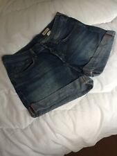 H&M Denim Shorts Size 12