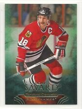 2011-12 Parkhurst Champions - #33 - Denis Savard - Chicago Blackhawks
