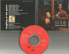 Norma Jean Wright STATE OF ART Laughing at years 5TRX RARE TRX PROMO CD single