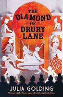 The Diamond of Drury Lane (Cat Royal 1) by Golding, Julia, NEW Book, FREE & Fast
