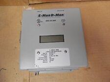 E-MON D-MON 3PH Class 2000 KW Meter 4801600D-KIT 3/4 Wire 480V 1600 A Amp