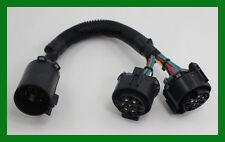 OEM Trailer Plug Wiring Harness Y Adapter Converter Splitter -40984