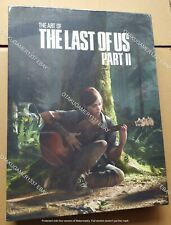 The Last of Us part II 2 Artbook Collector The Art of Deluxe Edition Dark Horse