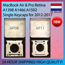 Key Cap Keycaps OEM New AP08 & AP11 keyboard MacBook Pro Air A1398 A1466 A1502