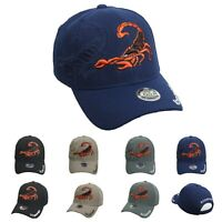 SCORPION Baseball Cap Fashion Hats Casual Caps Adjustable Sports Hip Hop Hat