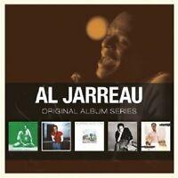 JARREAU,AL - ORIGINAL ALBUM SERIES 5 CD BOX SET NEU