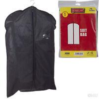 SUIT BAG GENTS SUIT BAG LADIES DRESS BAG ZIP UP GARMENT PROTECTOR COVER
