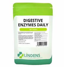 Digestive Enzymes Daily with Betaine HCl - 360 tablets Lindens