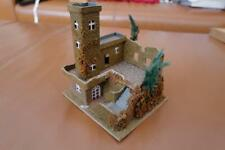 small part Castle ruin for N-Gauge for model railway layout.