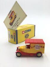 t ford van lipton 1/43 corgi camions d'antan n16/50 boite certif proch du neuf