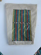 Vintage 1982 Toys R Us Store Bag Small