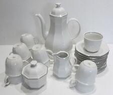 Beau SERVICE À CAFÉ Vintage en Porcelaine SCHIRNDING BAVARIA