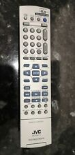 JVC RM-SDR011E DVD Recorder Remote Control - Tested Working