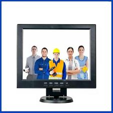 "12.1"" inch Stand Touch Screen LCD Monitor w/VGA USB"