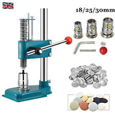 More details for fabric cover button maker machine badge making machine diy tool buckle machine