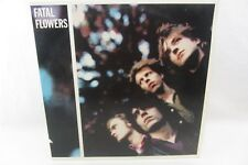 LP Record - Fatal Flowers YOUNGER DAYS - 81745-1, 1986, Amsterdam Blues Rock