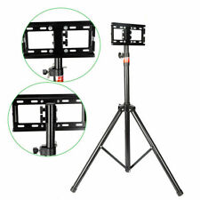 Portable Tripod Tv Stand-Television Lcd Flat Panel Monitor Mount18-32�Adjustable