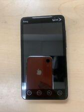HTC EVO 4G PC36100 1GB Sprint Black  FOR PARTS