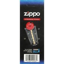 6 Genuine Zippo Flints Windproof Blu Lighter 1 Flint Value Pack Dispenser 1208