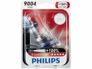 For 1991-1993 Isuzu Stylus Headlight Bulb High Beam and Low Beam Philips 94534VF