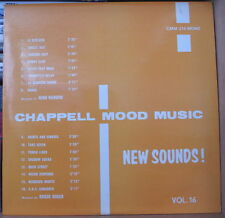 ROGER ROGER NEW SOUNDS! MOOD MUSIC  VOL.16  FRENCH LP  CMM 216